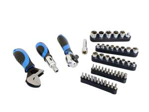 Halfords 48 piece Stubby Tool Set reserve & collect - £10 at Halfords + free Click and Collect