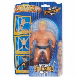 Mini Stretch Armstrong / Vac Man / X Ray Man Figures £6.99 Aldi Special