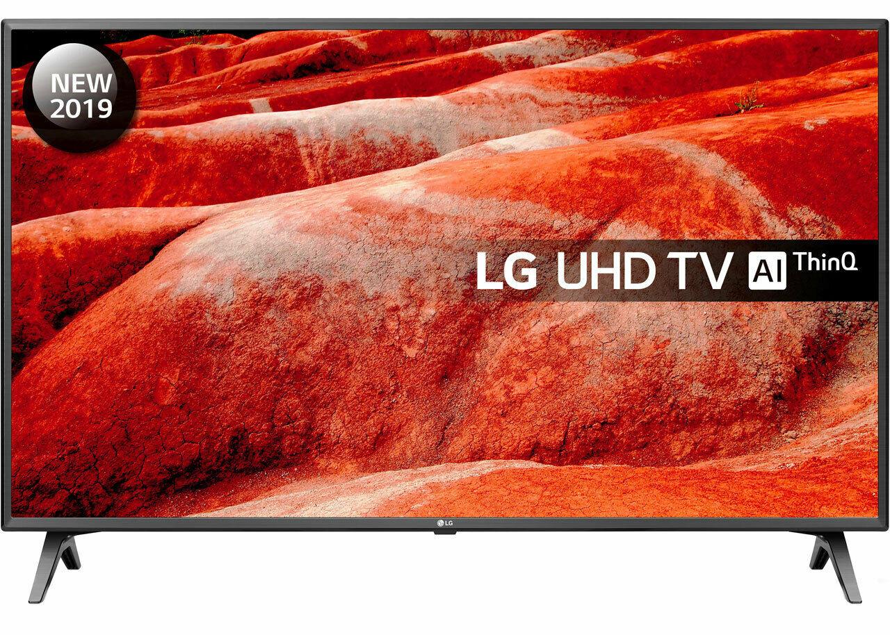 """LG 43UM7500PLA UM7500 43"""" TV Smart 4K UHD LED Freeview HD Freesat Google Assistant for £330.30 delivered @ AO eBay"""