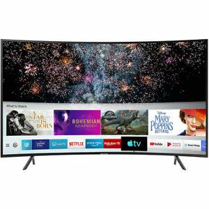 Samsung UE55RU7300 RU7300 55 Inch TV Curved Smart £494.10 delivered using code @ eBay / AO