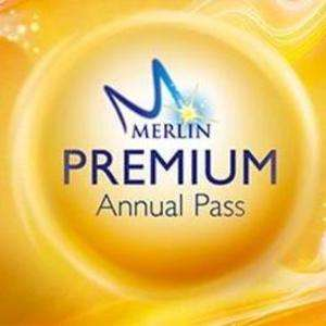 Merlin Black Friday Sale annual pass + 3 month free from £109