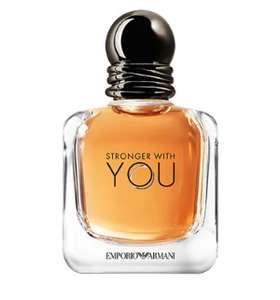 Armani Stronger with You for him 100ml £46.74 @ The perfume shop, Quidco £1.65 tracking