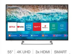 Hisense H55B7500UK 55 Inch 4K Ultra HD Smart TV £369.99 Delivered @ Costco with a 5 year warranty.