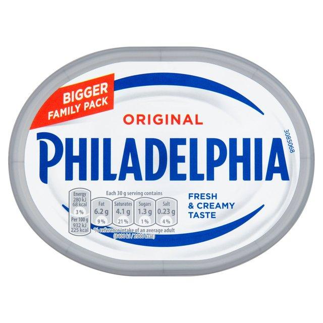 Philadelphia Original Soft Cheese 180g - £1 @ ASDA