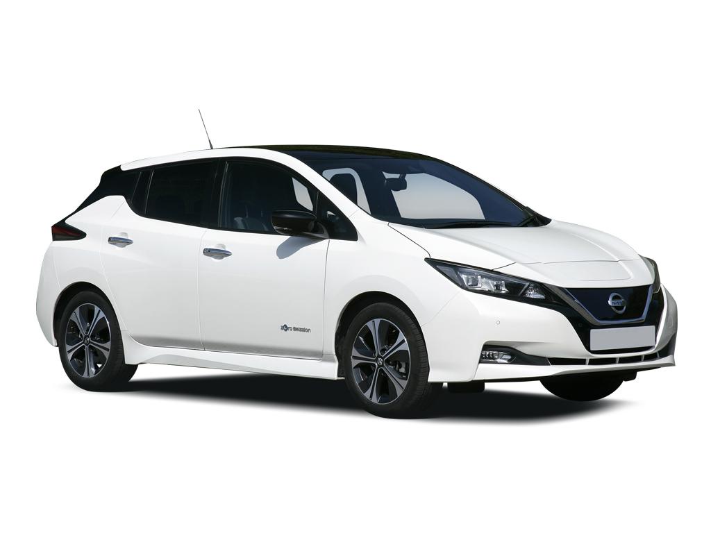Nissan leaf lease Deposit - £1922.04 + £360 fee & 23 months at £213.56 @ Blue Chilli Cars