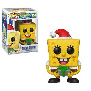 Various Christmas Funko Pop £5 each with code (Free Click & Collect on a £10 spend) @ The Entertainer