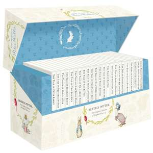 The World of Peter Rabbit Complete Collection - 23 Books / £26.24 with code & free delivery @ Book People