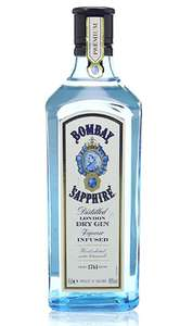 Bombay sapphire 70cl Gin £16 @ Amazon pantry / prime members - Minimum of £15 worth of Amazon Pantry items / £3.99 del