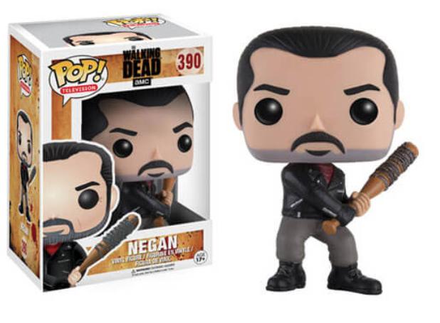Funko Pop!11070 TV: Walking Dead - Negan Vinyl Figure £5.99 at Amazon Prime / £10.48 Non Prime