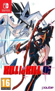 KILL la KILL - IF (Switch/PS4) £17.95 / World End Syndrome (PS4) £9.95 Delivered @ The Game Collection