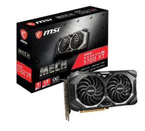 MSI Radeon RX 5700 XT 8GB MECH Graphics Card £357.81 at CCL / ebay with code + free borderlands 3