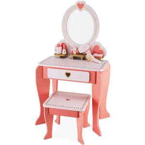 Kids Vanity table and stool - £39.99 @ Aldi instore or online