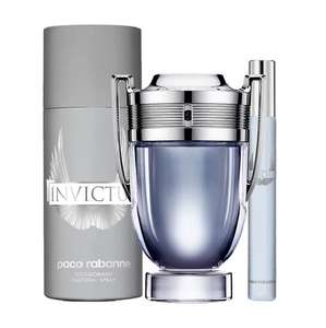 PACO RABANNE INVICTUS 50ml gift set - £36.99 @ Fragrance Direct