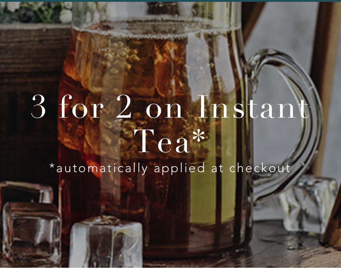3 for 2 on Instant Tea @ Whittard