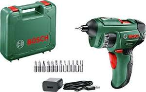Bosch PSR Select Cordless Screwdriver with Integrated 3.6 V Lithium-Ion Battery - £34.99 @ Amazon