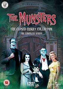The Munsters: The Closed Casket Collection - The Complete Series £9.99 on Amazon Prime / +£2.99 non Prime