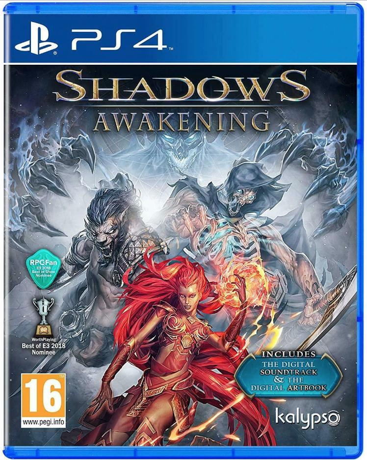 Shadows Awakening PS4 £8.99 @ dvdbayuk_outlet ebay