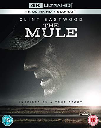 The Mule 4K Ultra HD + Blu-Ray £12.40 prime / £15.39 non prime @ Amazon