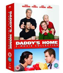 Daddy's Home (2 movie box set) & Pitch Perfect (3 movie collection) DVD £1.50 each. new in store Tesco (Swansea)