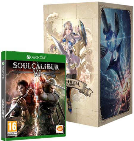 Soul Calibur VI Collector's Edition (Xbox One) £38.47 Delivered @ Amazon