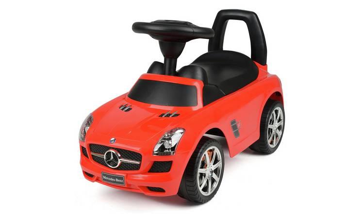 Ride Star Mercedes Benz AMG Car Ride On £24.99 at Argos