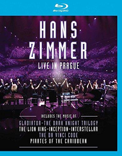 Hans Zimmer - Live in Prague - Atmos Bluray £9.99 at Amazon Prime / £12.98 Non Prime