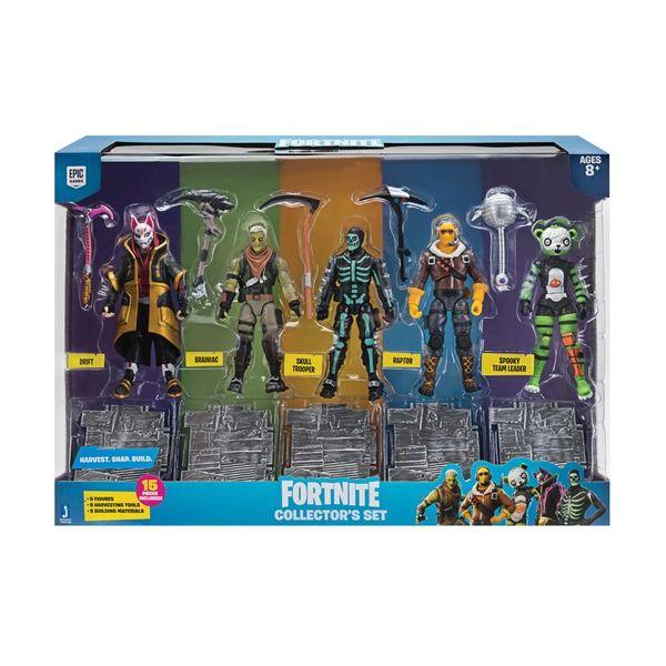 Fortnite 5 pack of figures - £19.99 @ Smyths Toys