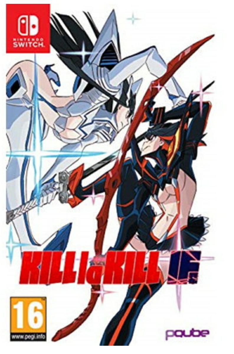 KILL LA KILL - IF [Nintendo Switch] for £14.85 Delivered @ Base