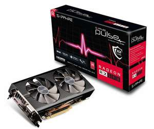Sapphire Radeon RX 590 8GB Pulse Graphics Card £175.49 with 10% off code at cclcomputers eBay