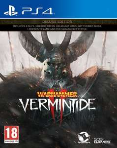 Warhammer: Vermintide 2 - Deluxe Edition PS4 £17.50 delivered @ Coolshop
