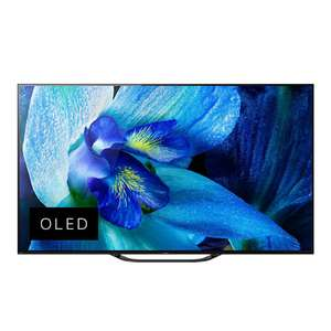 """Sony KD-55AG8 55"""" 4K OLED Television with Android TV £1299 Delivered @ Crampton & Moore"""