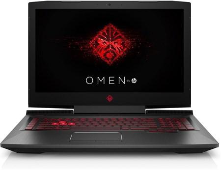 "HP Omen 17"" i7-8750H, 128GB SSD + 1TB HDD, 8GB RAM, GTX 1050Ti gaming laptop £799.97 @ Box"