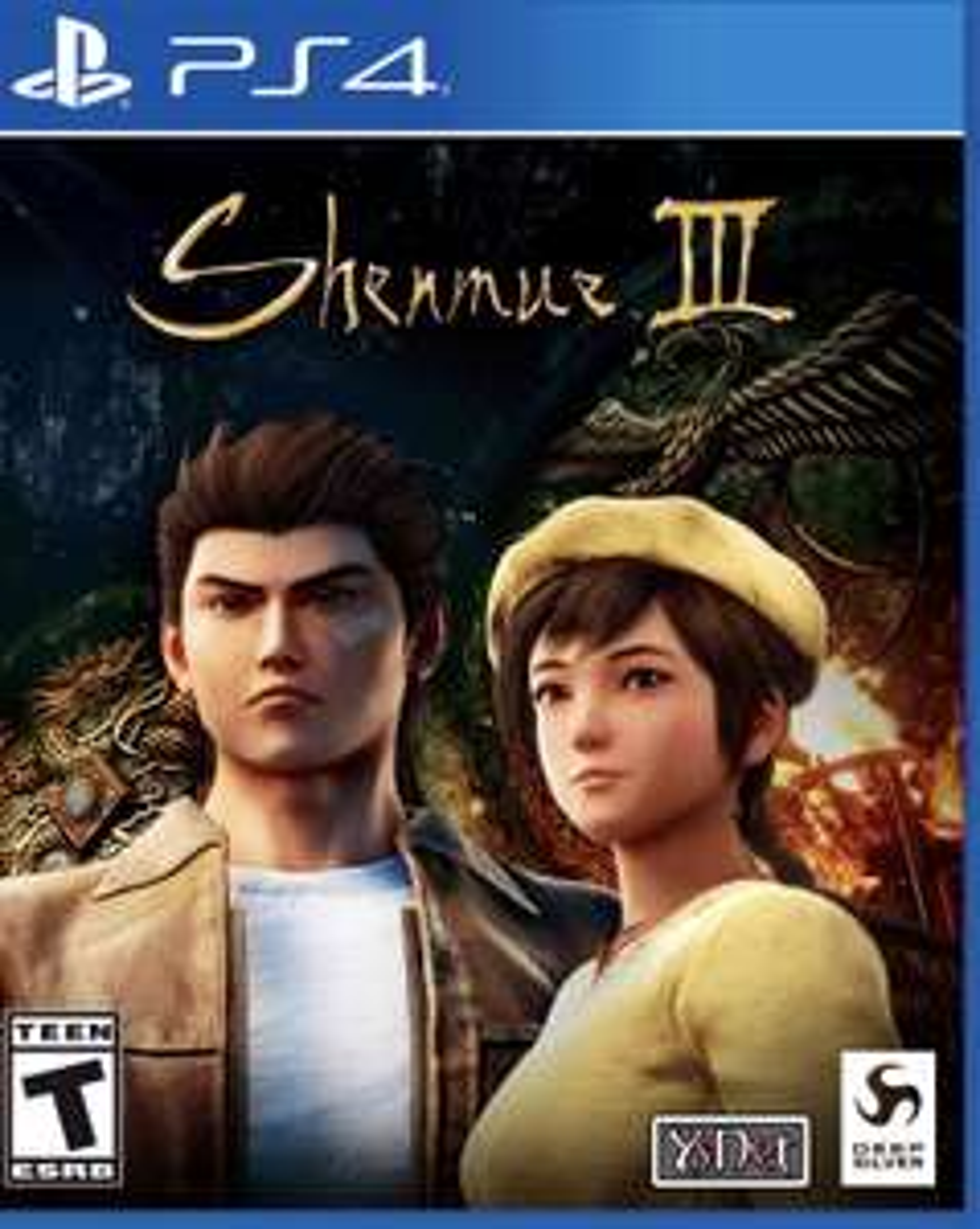 Shenmue III (PS4) £38.85 @ Base.com