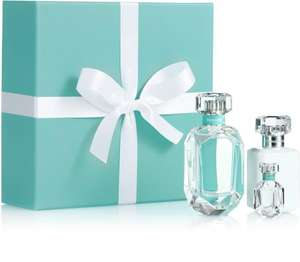 20% off all Tiffany Perfume @ Notino with code