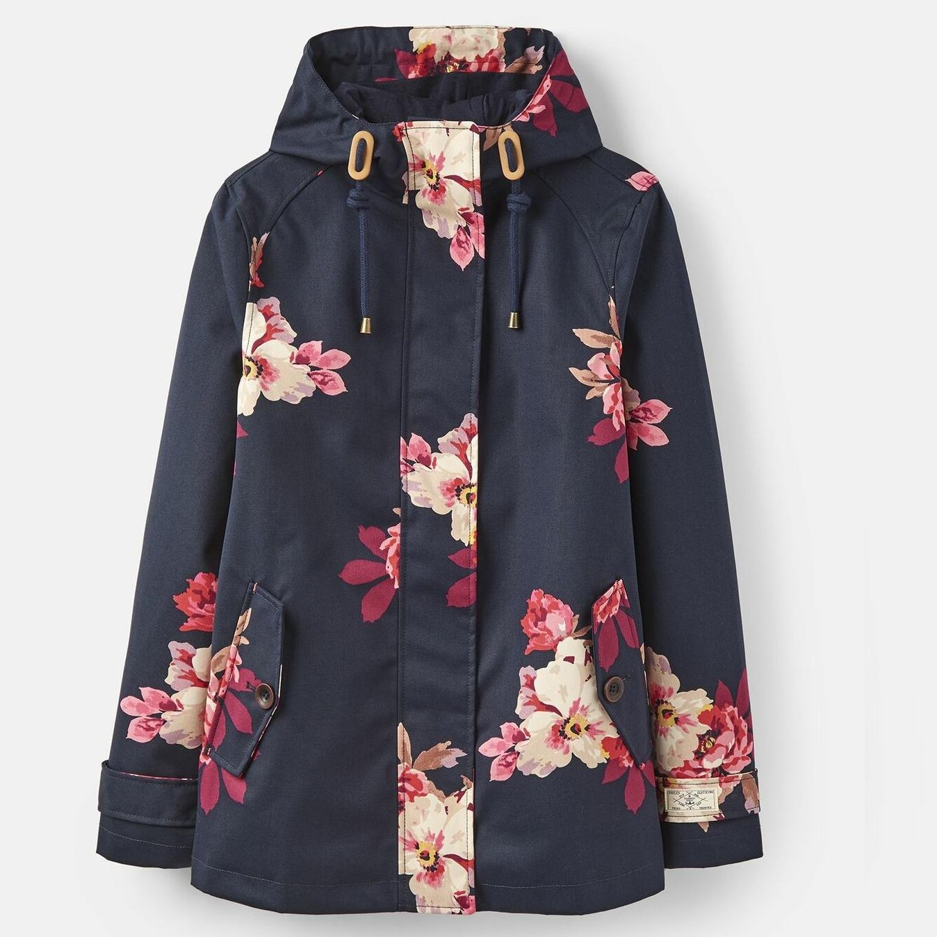 Joules 207520 Printed Waterproof Coat in Bircham Bloom £58.45 delivered with code @ Joules / eBay