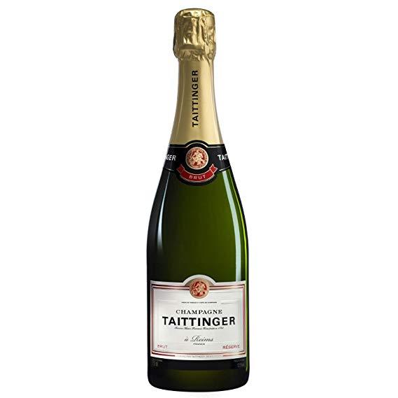 Taittinger Brut Reserve Champagne 750ml - Giftboxed £27 at Sainsbury's
