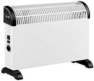 Daewoo 2kW convector heater @ Home Bargains instore for £12.99