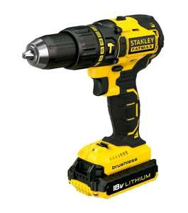 Stanley fatmax drill and 2 batteries for £80.10 at Ebay/maani170415