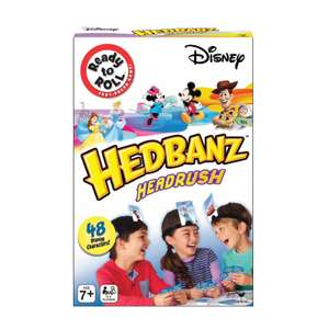 Disney Hedbanz Head Rush Game at TheToyShop for £5 (£3.99 delivery / free C&C £10+)