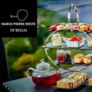 Festive Afternoon Tea Marco Pierre White Steakhouse Bar & Grill Durham at Groupon for £19.95