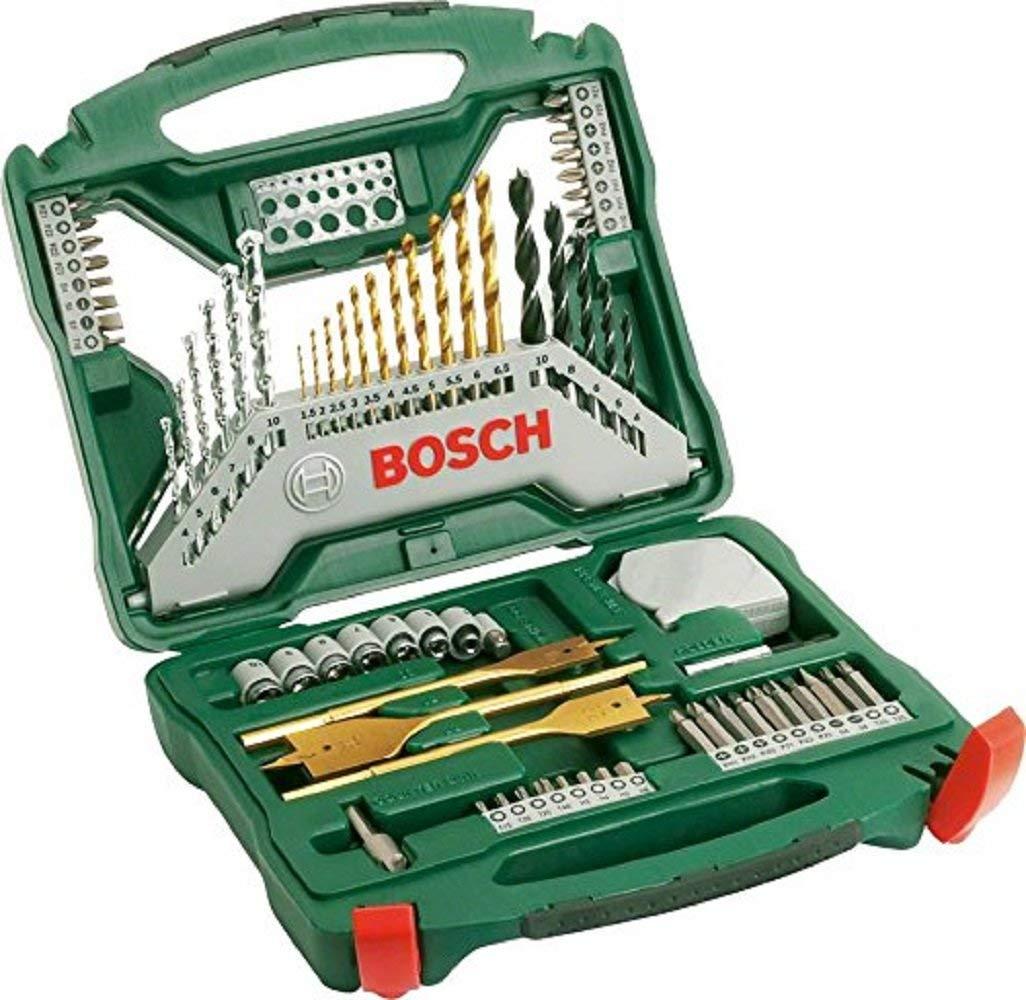 Bosch x - 70 piece at Amazon for £17.99 Prime (+£4.49 non Prime)