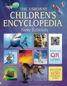 The Usborne Children's Encyclopedia at WH Smiths for £6 (C&C)