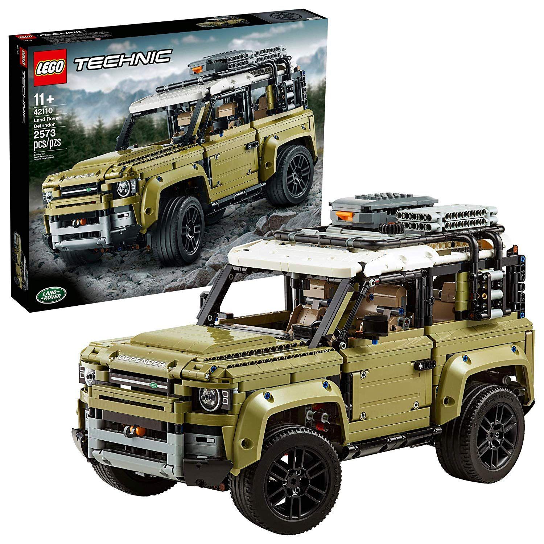 LEGO Technic Land Rover Defender Collector's Model Car 42110 now £128 using code @ Argos