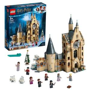 LEGO 75948 Harry Potter Hogwarts Clock Tower Toy £48.96 with code @ Argos eBay (free click and collect)