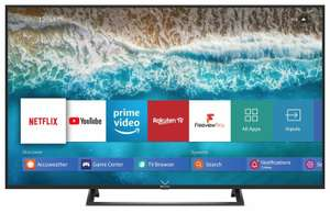"Hisense H50B7300UK 50"" inch 4K UHD HDR Smart WiFi LED 2019 TV - £269.10 H55B7300UK 55"" £314.10 / H65B7300UK 65"" £476.10) @ Argos eBay"