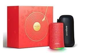 Soundcore Flare Portable Speaker Gift Set - Limited Edition Red - With Ambilight £49.49 @ Anker /Fulfilled By Amazon
