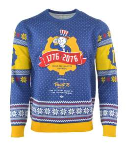 Fallout® 76 Christmas Jumper - £15.98 delivered @ PlayStation Gear store