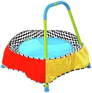 Chad valley toddler trampoline £16 with code at Argos