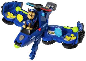 Paw Patrol flip and fly vehicles, down to £8.00 using code @ Argos (if spending over £20)
