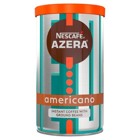 Nescafe Azera Americano Instant Coffee 100G £3 in Tesco